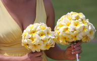 Yellow Flowers For Weddings 9 Background