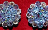 Aurora Blue Flowers 2 High Resolution Wallpaper