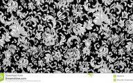 Black And White Floral Wallpaper 18 Desktop Background