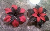 Black Dahlia Flowers 34 Wide Wallpaper