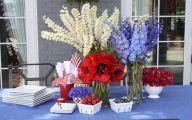 Blue Flowers July  21 High Resolution Wallpaper