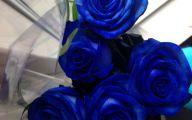 Blue Flowers London  17 Widescreen Wallpaper