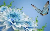 Blue Flowers On Pinterest  11 Background Wallpaper