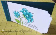 Blue Flowers Purge  19 Desktop Background