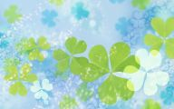Green Flower Wallpaper 14 Background Wallpaper