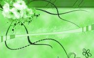 Green Flower Wallpaper 3 Cool Hd Wallpaper