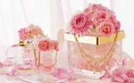 Pink Flowers Centerpieces  20 Widescreen Wallpaper