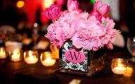 Pink Flowers Centerpieces  7 Cool Wallpaper