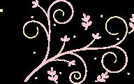 Pink Flowers Clipart  21 Cool Hd Wallpaper