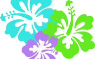 Pink Flowers Clipart  6 Background Wallpaper