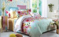 Pink Flowers Duvet Cover  26 Cool Hd Wallpaper