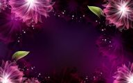 Purple Floral Wallpaper 1 Free Wallpaper