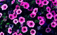 Purple Floral Wallpaper 4 Desktop Wallpaper