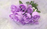 Purple Roses Wallpaper 18 Widescreen Wallpaper