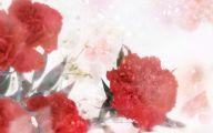 Red Floral Wallpaper 48 Free Hd Wallpaper
