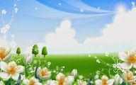 Summer Flowers Wallpaper 27 Widescreen Wallpaper