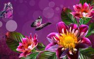 Summer Flowers Wallpaper 4 Widescreen Wallpaper