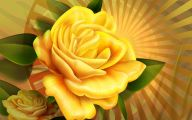 Yellow Roses 2 Free Hd Wallpaper