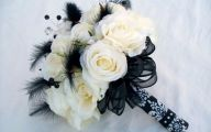 Black Flowers For Wedding  5 High Resolution Wallpaper