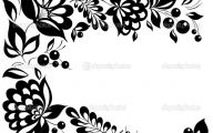Black Flowers Images  6 Wide Wallpaper