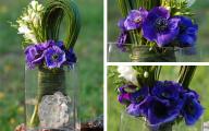 Blue Flowers For Floral Arrangements  7 Background