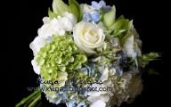 Blue Flowers For Wedding  1 Background