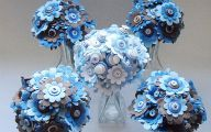 Blue Flowers For Wedding  2 Free Wallpaper