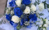 Blue Flowers For Wedding  3 High Resolution Wallpaper
