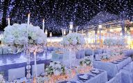 Blue Flowers For Wedding  6 Widescreen Wallpaper