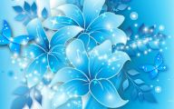 Blue Flowers Hd Wallpapers  31 Widescreen Wallpaper