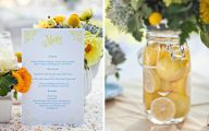 Blue Yellow Flowers Wedding  7 Cool Wallpaper