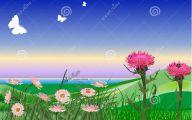 Green Hills Flowers  30 Desktop Background