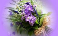 Purple Flowers For Bouquets  4 Cool Hd Wallpaper