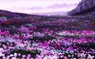 Purple Flowers Photo  1 Cool Hd Wallpaper