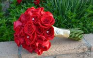 Red Flowers For Bouquets  13 Background