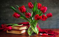 Red Flowers For Bouquets  24 Background Wallpaper