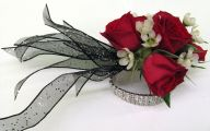 Red Flowers For Corsages  10 Widescreen Wallpaper