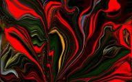 Red Flowers For Garden  3 Background Wallpaper