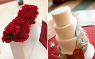 Red Flowers For Wedding Centerpieces  5 Free Wallpaper