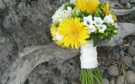 Yellow Flowers For Wedding Bouquet  12 Background