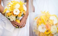 Yellow Flowers For Wedding Bouquet  16 Hd Wallpaper