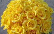 Yellow Flowers For Wedding Bouquet  4 Desktop Background