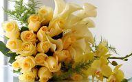 Yellow Flowers Roses  22 Desktop Background