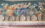 Green Gold Flowers  7 Hd Wallpaper
