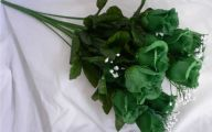 Green Long Flowers  13 High Resolution Wallpaper