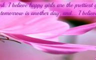 Pink Flowers Quotes  22 Hd Wallpaper