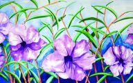 Purple Flowers That Bloom At Night  19 Free Wallpaper