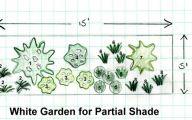 White Flowers For Shade Garden  3 Cool Wallpaper