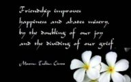 White Flowers Images With Quotes  9 Wide Wallpaper