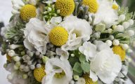 Yellow Flowers Wedding  32 Widescreen Wallpaper